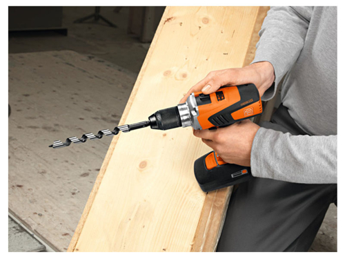4-speed cordless drill/driver  Fein ASCM 14 C